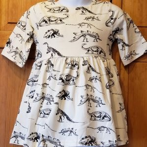 Other - CLEARANCE New Girl's Dress 18 months  DINOSAURS